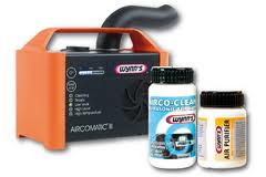 Produkty do czyszczenia klimatyzacji samochodowej